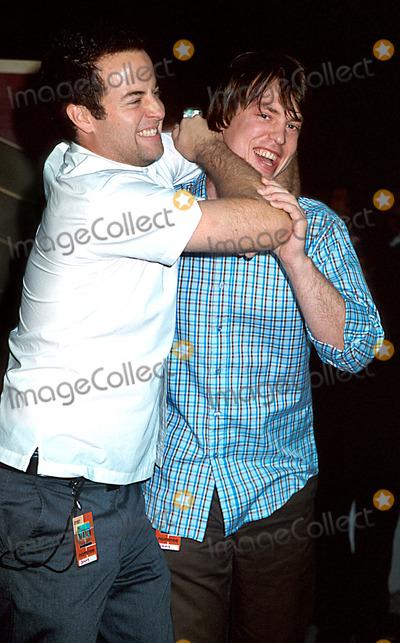 Jimmy Eat World Photo - Jimmy Eats World K26002hmc Sd0829 Mtv 2002 Video Music Awards at Radio City Music Hall in New York City Photo Byhenry McgeeGlobe Photos Inc