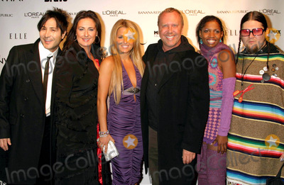 Alexandra Vidal Photo - MICHAEL KORS WITH DANIEL FRANCO VANESSA AKA THE BRIT ALEXANDRA VIDAL KARA AKA THE PROFESSIONAL AND JAY McCARROLL (PROJECT RUNWAY CONTESTANTS) ARRIVING AT A LAUNCH PARTY FOR BRAVOS PROJECT RUNWAY AT PM LOUNGE IN NEW YORK CITY ON 11-30-2004  PHOTO BY HENRY McGEEGLOBE PHOTOS INC 2004 K40616HMC