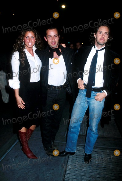 Andrew David Photo - Sd10152002 2002 Vh1vogue Fashion Awards After-party Hudson Hotel NYC Dylan_andrew_david Lauren Photo by Henry McgeeGlobe Photosinc