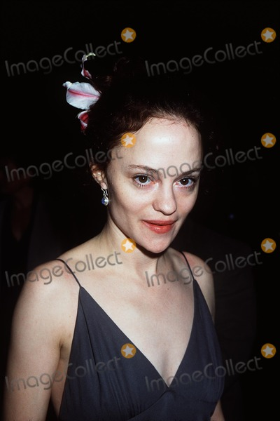 Angela Bettis Photo -  the Crucible Opening Night at the Virginia Theatre in New York City 030702 Photo by Henry McgeeGlobe Photos Inc 2002 Angela Bettis