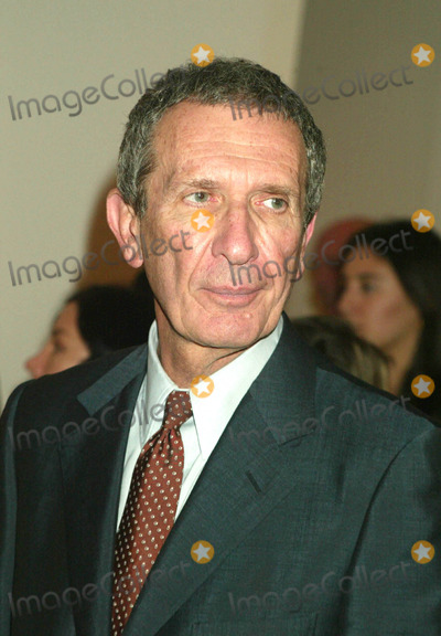 Arne Glimcher Photo - Arne Glimcher at Julian Schnabel Exhibition at Pace Wildenstein Gallery in New York City on October 16 2003 Photo Henry McgeeGlobe Photos Inc 2003