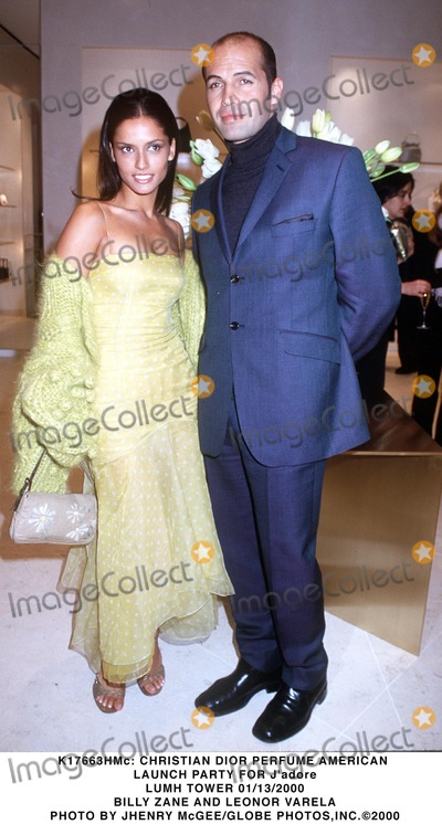 Leonor Varela And Billy Zane Billy Leonor Varela Photo