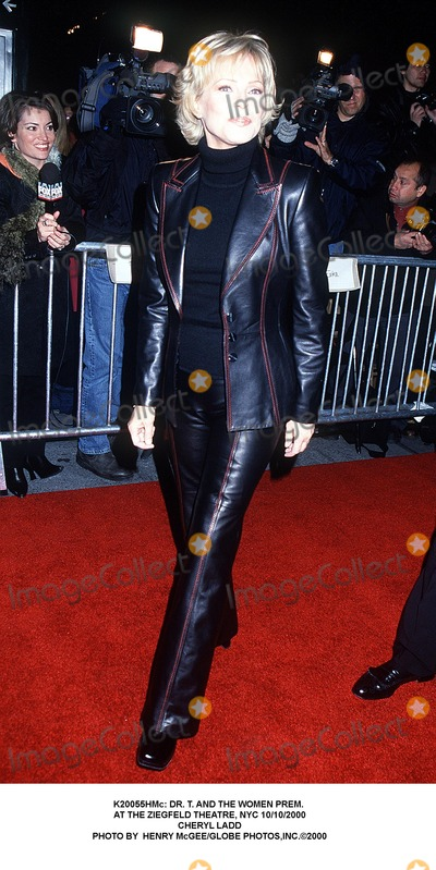 Cheryl Ladd Photo -  Dr T and the Women Prem at the Ziegfeld Theatre NYC 10102000 Cheryl Ladd Photo by Henry McgeeGlobe Photosinc