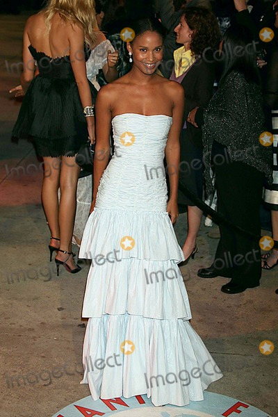 Joy Bryant Photo - Joy Bryant at the Vanity Fair Oscar Party at Mortons in West Hollywood CA on 03-05-2006 Photo by Henry McgeeGlobe Photos Inc 2006