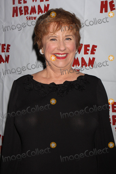 Lynne Marie Stewart Photo - Lynne Marie Stewart Arriving at the Opening Night Party For the Pee-wee Herman Show at Bryant Park Grill in New York City on 11-11-2010 Photo by Henry Mcgee-Globe Photos Inc 2010