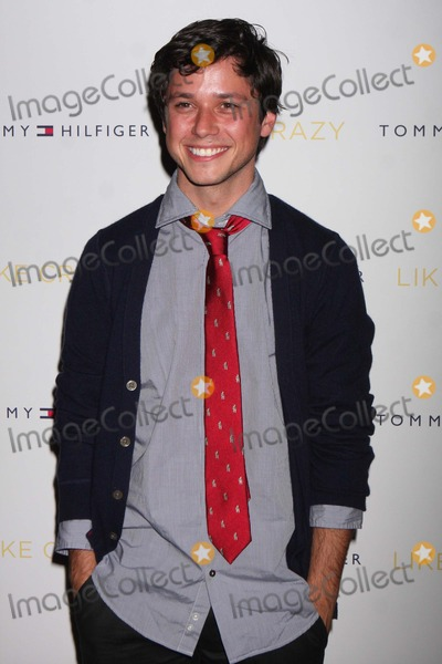 Ricky Ullman Photo - Ricky Ullman Arriving at the Premiere of Paramount Vantages Like Crazy at Sunshine Landmark in New York City on 10-18-2011 Photo by Henry Mcgee-Globe Photos Inc 2011