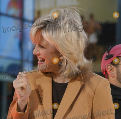 Andy Taylor Photo - NYC  101204Diane Sawyer introducing Bandmembers of DURAN DURAN Simon Le Bon Nick Rhodes John Taylor Andy Taylor and Roger Taylor before performing on Good Morning America in Times SquareDigital Photo by Adam Nemser-PHOTOlinkorg
