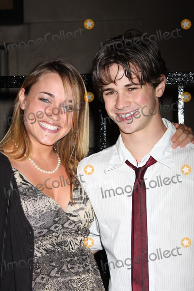 Alice Kremelberg Photo - NYC  092408Connor Paolo and Alice Kremelberg at a party celebrating the season premieres of Showtimes series The Showtime House Gramercy ParkDigital Photo by Adam Nemser-PHOTOlinknet