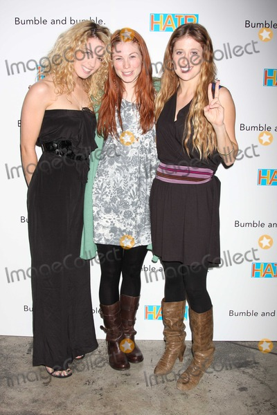 Allison Case Photo - NYC  052609Kacie Sheik Allison Case and Caissie Levyat the release party for the Ghostlight RecordsNew Broadway cast recording of Hair at Bumble and BumbleDigital Photo by Adam Nemser-PHOTOlinknet