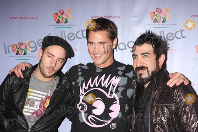 JACK MACKENROTH Photo - Preston Mackenroth Christiana7796JPGNYC  102409Jason Preston Jack Mackenroth and Kevin Christiana at the 2009 Elizabeth Glaser Pediatric AIDS Foundation Kids for Kids Family Carnival at Industria SuperStudiosDigital Photo by Adam Nemser-PHOTOlinknet