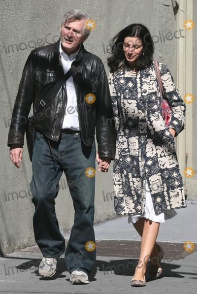 John Patrick Shanley Photo - NYC  101407EXCLUSIVE John Patrick Shanley and girlfriend walking in SOHODigital Photo by Adam Nemser-PHOTOlinknet