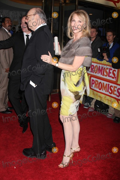 Elaine Joyce Photo - NYC  042510Neil Simon and wife Elaine Joyce at opening night of Promises Promises on Broadway at the Broadway TheatreDigital Photo by Adam Nemser-PHOTOlinknet
