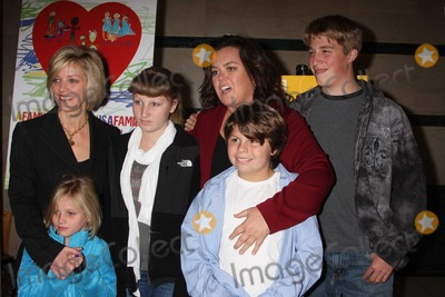 Kelly ODonnell Photo - Rosie ODonnell Kelli kids4897JPGNYC  011910Rosie ODonnell with former partner Kelli ODonnell and their 4 kids Parker ODonnell (14 12 years old) Chelsea ODonnell (12 12) Blake ODonnell (9 years old) and Vivienne ODonnell (7 years old) at a screening of her new HBO documentary A Family Is a Family Is a Family A Rosie ODonnell Celebration at the HBO officesDigital Photo by Adam Nemser-PHOTOlinknet