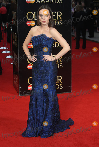 Ava West Photo - April 3 2016 - Ava West  attending The Olivier Awards 2016 at Royal Opera House Covent Garden in London UK