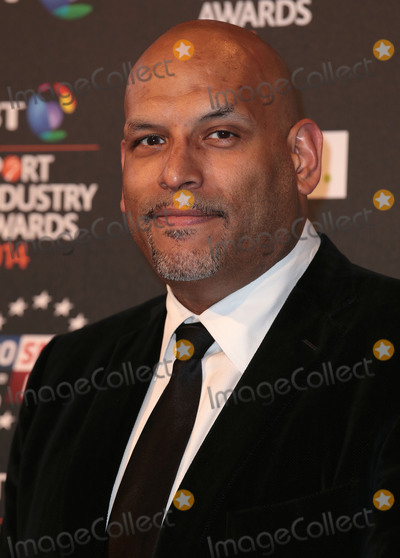 John Amaechi Photo - May 08 2014 - London England UK - BT Sport Industry Awards 2014 Battersea Evolution Battersea Park London -  Arrivals Pictured John Amaechi