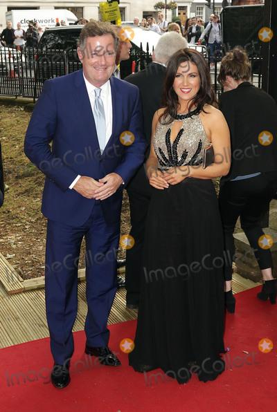 Susanna Reid Photo - June 7 2016 - Piers Morgan and Susanna Reid attending Glamour Women Of The Year Awards 2016 in Berkeley Square Gardens in London UK