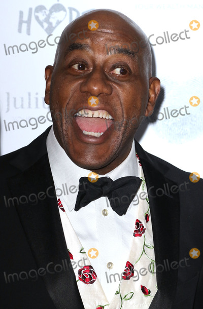 Ainsley Harriott Photo - Nov 20 2015 - London England UK - Ainsley Harriott attending Chain of Hope Annual Ball Grosvenor House Hotel