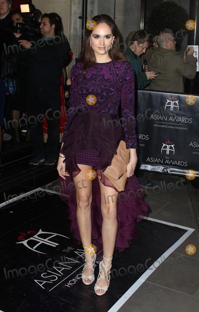Anita Kaushik Photo - April 8 2016 - Anita Kaushik attending The Asian Awards 2016 Grosvenor House Hotel in London UK