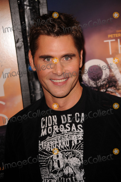 JACK MACKENROTH Photo - Jack Mackenroth arriving at the The Lovely Bones premiere at the Paris Theatre on December 2 2009 in New York City