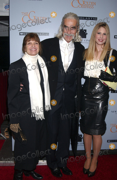 Katharine Ross Photo - Katharine Ross actor Sam Elliot and Cleo Rose Elliott  attend The Golden Compass premiere at the Ziegfeld Theater in New York City
