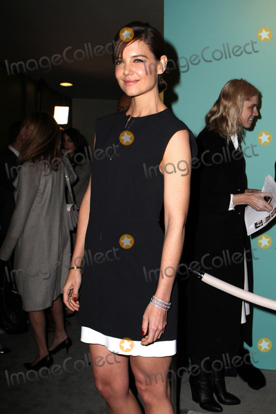 Tiffany Photo - April 10 2014 New York CityActress Katie Holmes attends the Tiffany Debut of the 2014 Blue Book on April 10 2014 at the Guggenheim Museum in New York City