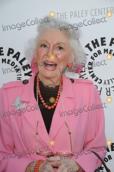 Ann Rutherford Photo - Ann Rutherford arriving at The Paley Center For Media  TCM Present Debbie Reynolds Hollywood Memorabilia Exhibit Reception on June 7 2011 in Beverly Hills California