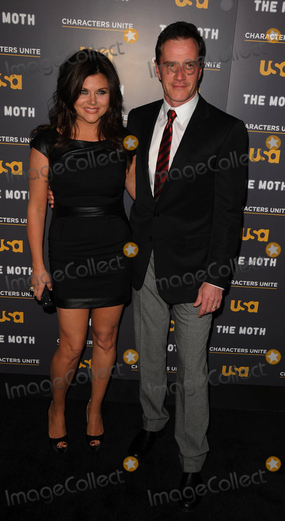 Tiffany Photo - Actress Tiffani Thiessen (L) and actor Tim DeKay at the USA Networks and  A More Perfect Union Stories of Prejudice and Power screening at the Pacific Design Center on February 15 2012 in West Hollywood California