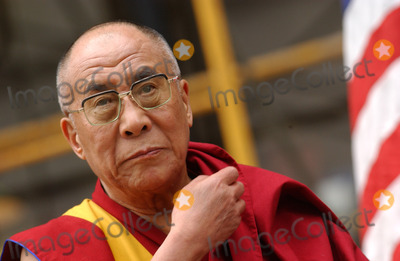 ... , SEPTEMBER 25, 2005 His Holiness, the Dalai Lama attends the cere