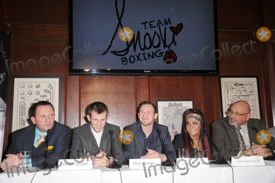 Andy Polizzi Photo - Paddy Hyland Paul Hyland and Patrick Hyland snooki and Andy Polizzi at the Team Snooki Boxing press conference at McFaddens Saloon on January 12 2012 in New York City