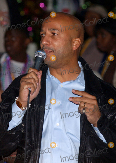 Ray Nagin Photo - Ray Nagin at the Bacchus Parade in New Orleans