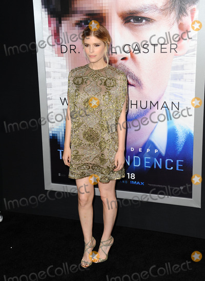 Kate Mara Photo - April 10 2014 LAKate Mara arriving at the premiere of Warner Bros Pictures and Alcon Entertainments Transcendence at Regency Village Theatre on April 10 2014 in Westwood California
