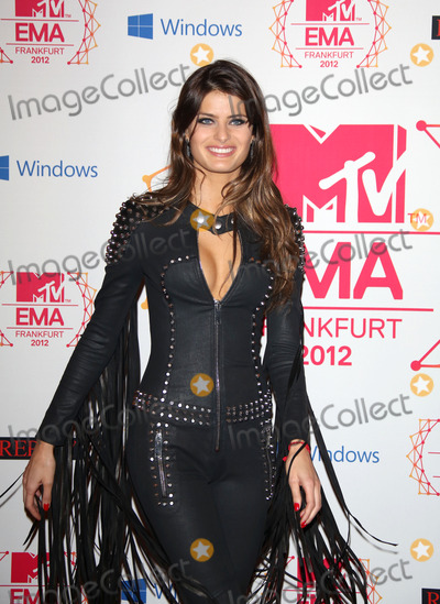Isabeli Fontana Photo - November 11 2012 FrankfurtIsabeli Fontana at the MTV Europe Music Awards (EMAs) on November 11 2012 in Frankfurt Germany