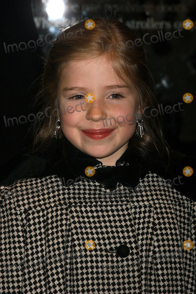 HANNAH ENDICOTT-DOUGLAS Photo - NEW YORK November 14 2004    Hannah Endicott-Douglas attends Samantha An American Girl Holiday the TV movie that will air on the WB on November 23rd based on the popular childrens series
