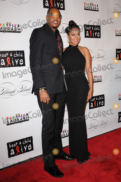 Carmelo Anthony Photo - Carmelo Anthony and Lala Vazquez Anthony attend the 8th annual Keep A Child Alive Black Ball at the Hammerstein Ballroom on November 3 2011 in New York City