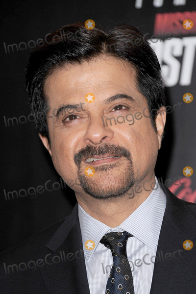 Anil Kapoor Photo - Anil Kapoor attends the Mission Impossible - Ghost Protocol US premiere at the Ziegfeld Theatre on December 19 2011 in New York City