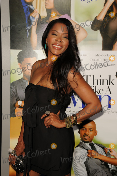 Golden Brooks Photo - Golden Brooks arriving at the Think Like A Man premiere at ArcLight Cinemas on February 9 2012 in Hollywood California