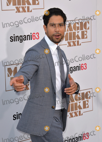Adam Rodriguez Photo - OIC - FEATUREFLASHCOM - Adam Rodriguez at the world premiere of Magic Mike XXL at the TCL Chinese Theatre Hollywood Los Angeles June 25 2015 Photo Paul SmithFeatureFlashOICCall OIC 0203 174 1069 for fees and usages or contactcopyrightoicphotoscom