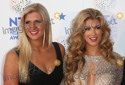 Rebecca Adlington Photo - Rebecca Adlington Amy Willerton atThe National Television Awards 2014 (NTAs) held at the O2 Arena - Press Room London 22012014 Picture by Henry Harris  Featureflash