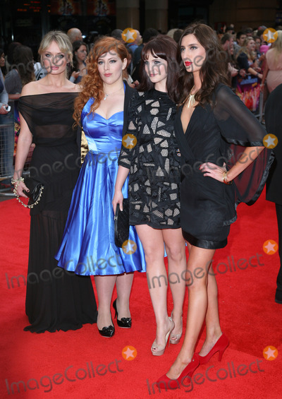 Lydia Bewley Photo - aura Haddock Tamla Kari Lydia Rose Bewley and Jessica Knappett arriving for The Inbetweeners The Movie film premiere at the Vue Leicester Square London 16082011 Picture by Alexandra Glen  Featureflash