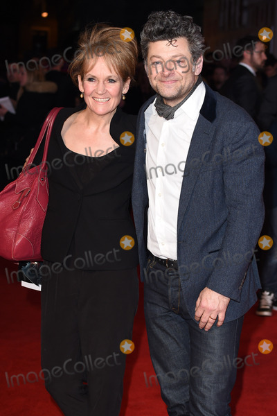 Andy Serkis Photo - Andy Serkis and wife at the Batman vs Superman Dawn of Justice premiere at the Odeon Leicester Square LondonMarch 22 2016  London UKPicture Steve Vas  Featureflash