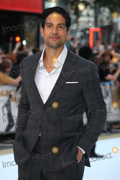 Adam Rodriguez Photo - Adam Rodriguez arriving for the Magic Mike XXL film premiere at Vue West End London 30062015 Picture by Alexandra Glen  Featureflash