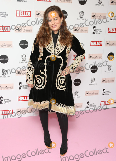 Jade Jagger Photo - Jade Jagger arriving at the The Amy Winehouse foundation ball held at the Dorchester hotel London 20112012 Picture by Henry Harris  Featureflash
