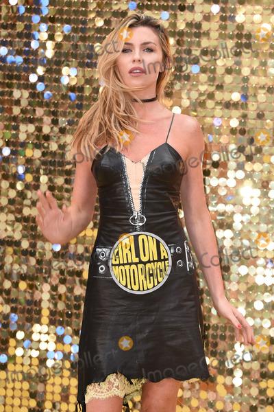 Abbey Clancy Photo - Abbey Clancy at the World Premiere of Absolutely Fabulous The Movie at the Odeon Leicester Square LondonJune 29 2016  London UKPicture Steve Vas  Featureflash