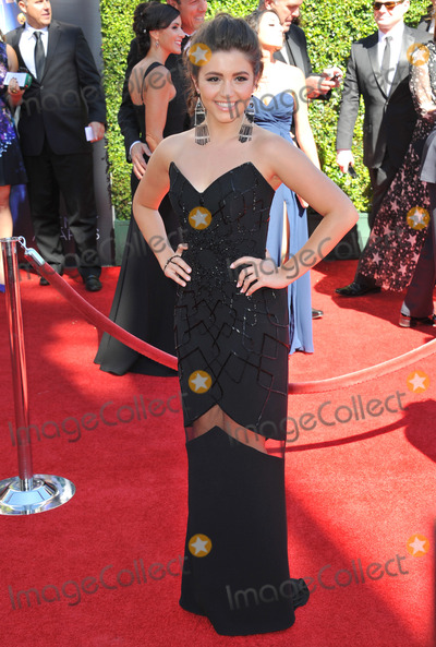 Ana Golja Photo - Ana Golja at the 2014 Creative Arts Emmy Awards at the Nokia Theatre LA LiveAugust 16 2014  Los Angeles CAPicture Paul Smith  Featureflash