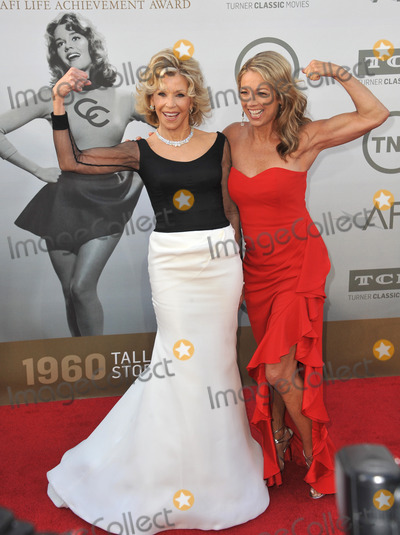 Denise Austin Photo - Jane Fonda (left) with author  firness instructor Denise Austin at the 2014 American Film Institutes Life Achievement Awards honoring Jane Fonda at the Dolby Theatre HollywoodJune 5 2014  Los Angeles CAPicture Paul Smith  Featureflash