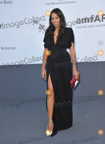 Rosario Dawson Photo - Rosario Dawson at amfARs 20th Cinema Against AIDS Gala at the Hotel du Cap dAntibes FranceMay 23 2013  Antibes FrancePicture Paul Smith  Featureflash