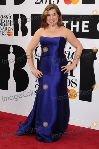 Alisa Weilerstein Photo - Alisa Weilerstein arrives for the Classic Brit Awards 2013 at the Royal Albert Hall London 02102013 Picture by Alexandra Glen  Featureflash