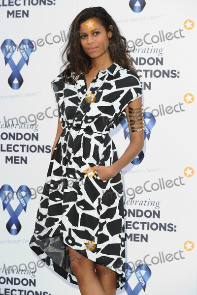 Aluna Francis Photo - Aluna Francis arrives for the One for the Boys Ball 2014 at the Natural History Museum London 15062014 Picture by Steve Vas  Featureflash