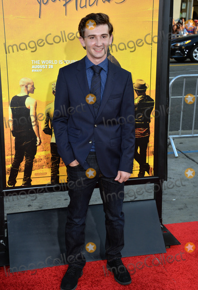 Alex Shaffer Photo - Actor Alex Shaffer at the Los Angeles premiere of his movie We Are Your Friends at the TCL Chinese Theatre Hollywood Los AngelesAugust 20 2015  Los Angeles CAPicture Paul Smith  Featureflash