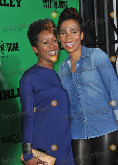 Cedella Marley Photo - Cedella Marley (right) and Karen Marley at the Los Angeles premiere of Marley at the Cinerama Dome HollywoodApril 17 2012  Los Angeles CAPicture Paul Smith  Featureflash